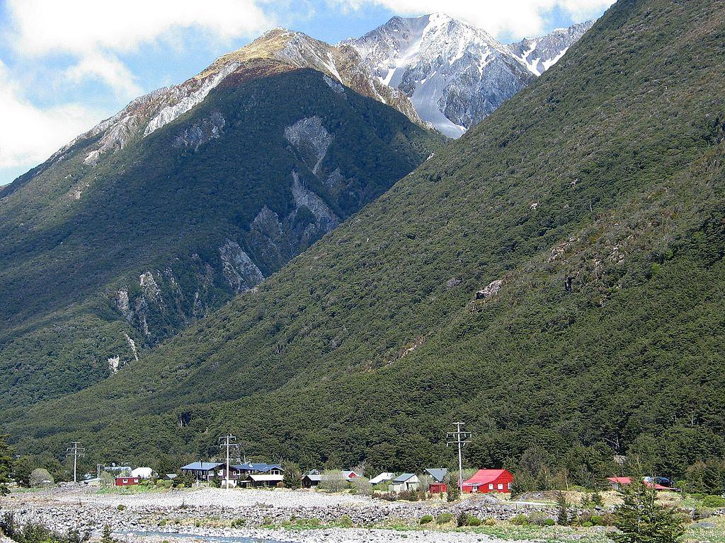 Arthur's Pass Village