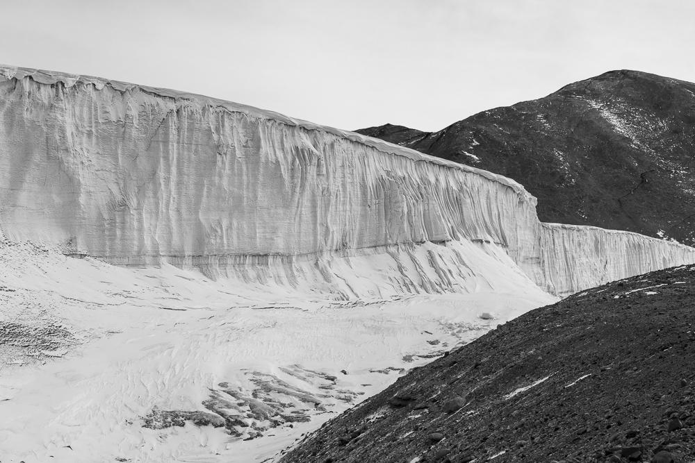 Commonwealth Glacier up Closer.