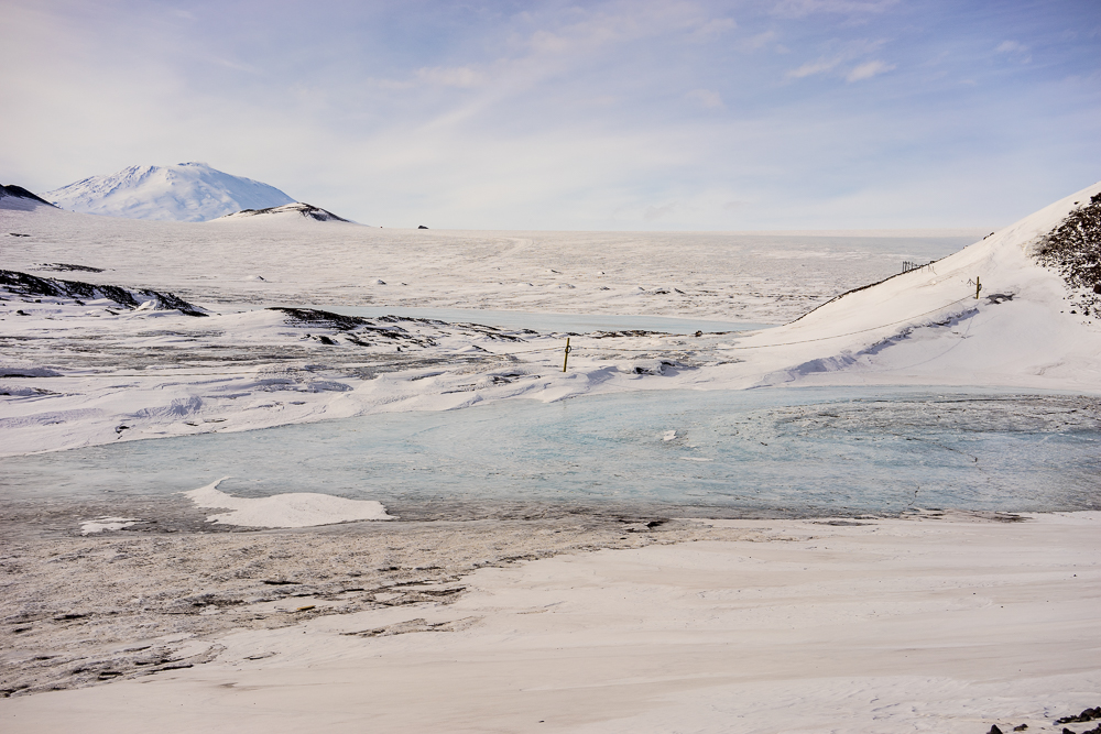 Erebus Glacier