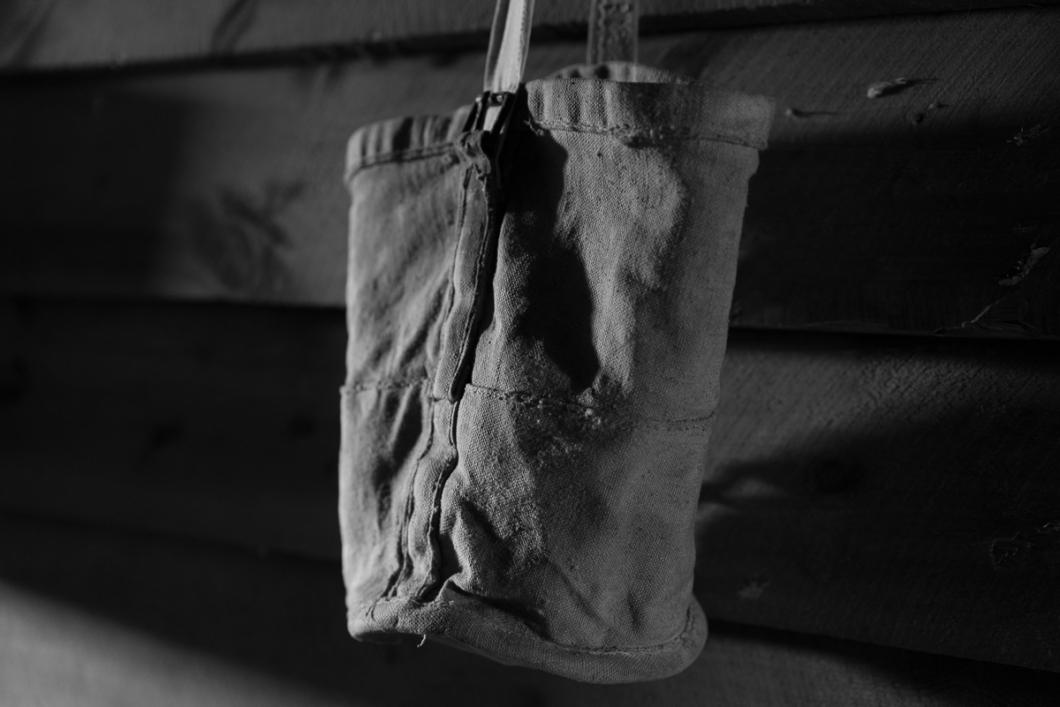Pony nose bag.