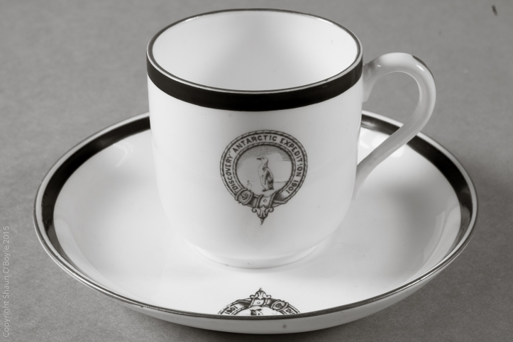 Discovery Expedition cup and saucer